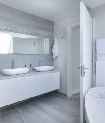 How long does it take to remodel a small bathroom
