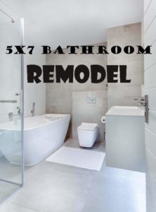 Tremendous What Does 5X7 Bathroom Remodel Cost My Home My Globe Beutiful Home Inspiration Semekurdistantinfo