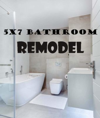 What does 5x7 bathroom remodel cost