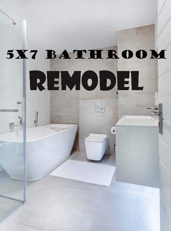 What Does 5x7 Bathroom Remodel Cost?