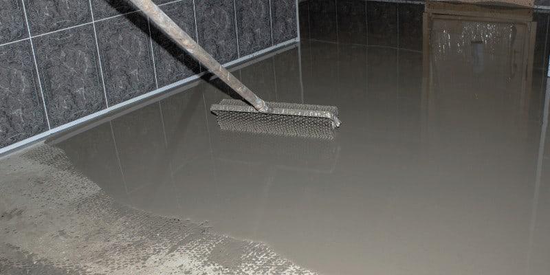 How to Level a Bathroom Floor