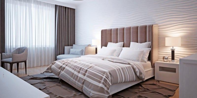 Make a Small Bedroom Look Bigger