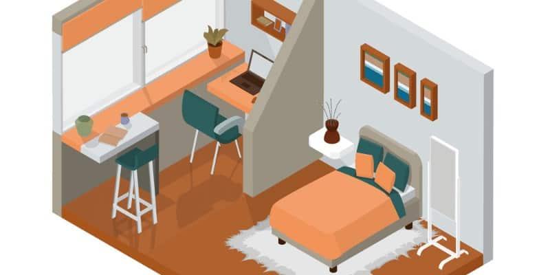 What Is a Split Bedroom